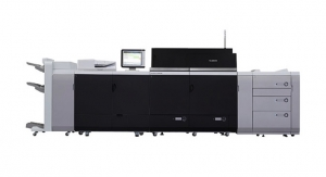 Canon Launches imagePRESS C10010VP, C9010VP Digital Color Presses