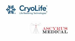 CryoLife Acquires Ascyrus Medical