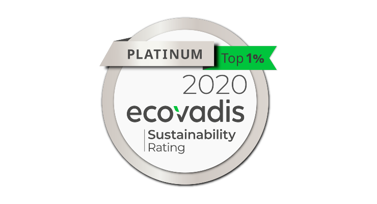 Geka Earns Platinum Sustainability Rating