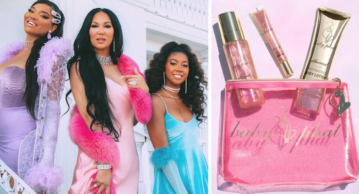 Kimora Lee Simmons Launches Baby Phat Beauty