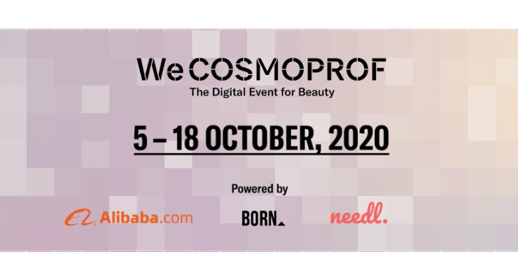 WeCosmoprof Collaborates with Alibaba.com