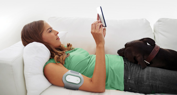 Smartphone-Controlled Wearable for Migraines Gains CE Mark