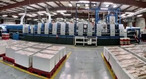 TPC Printing & Packaging Adds Koenig & Bauer Rapida 105 PRO Ten-Color Perfector Press