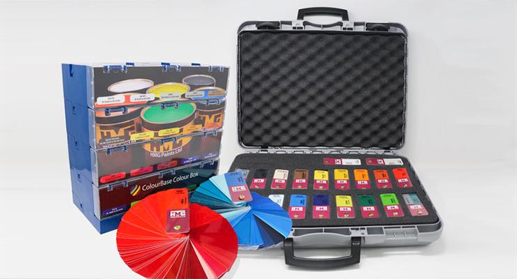 HMG Paints Launches ColourBase Colour Box