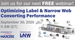 Optimizing Label & Narrow Web Converting Performance
