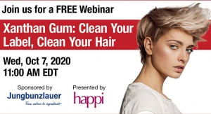 Xanthan Gum: Clean Your Label, Clean Your Hair