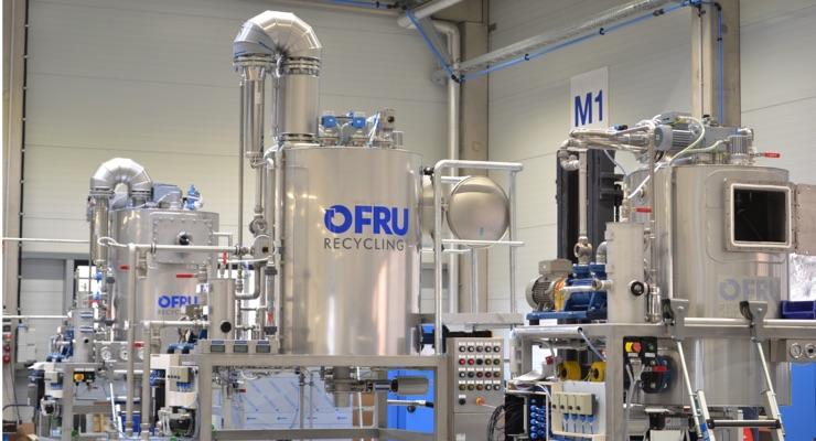 OFRU Receives DIN EN ISO 9001:2015 Certification