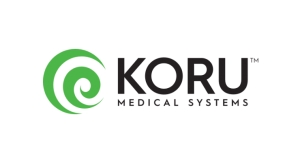 Former Baxter Healthcare Executive Joins KORU Medical Systems