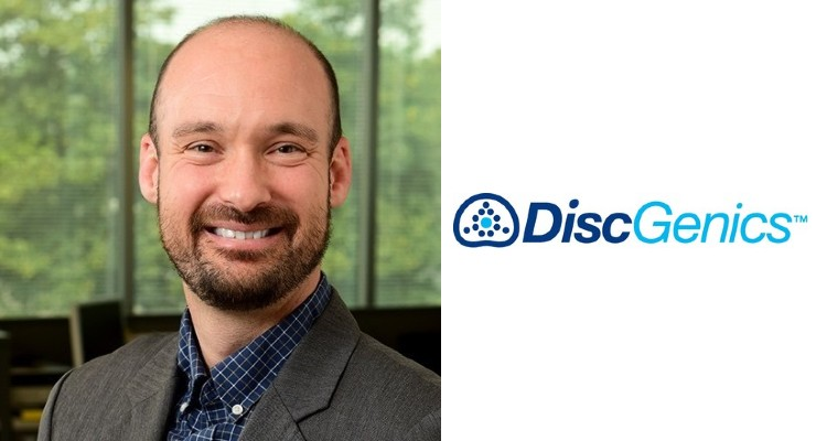DiscGenics Names Former Medtronic Spine Exec as CFO