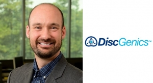 DiscGenics Names Former Medtronic Spine Exec as CFO