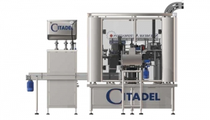 CITADEL World's first complete monoblock solution for round wipes packaging in ready made bags
