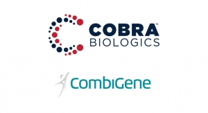Cobra Biologics and CombiGene Partner