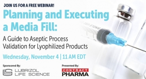 Planning and Executing a Media Fill: A Guide to Aseptic Process Validation for Lyophilized Products