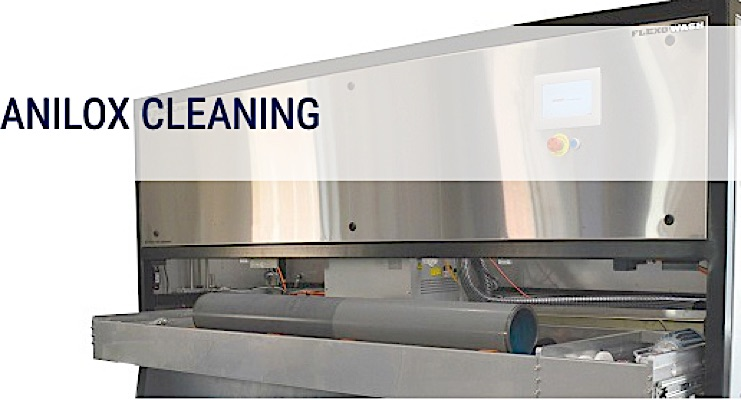 Flexo Wash offering discount on cleaning systems