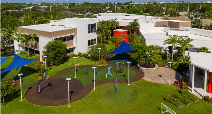 NeverFade Fa?ade Restoration Coatings Give Children's Center Bright, Welcoming Upgrade