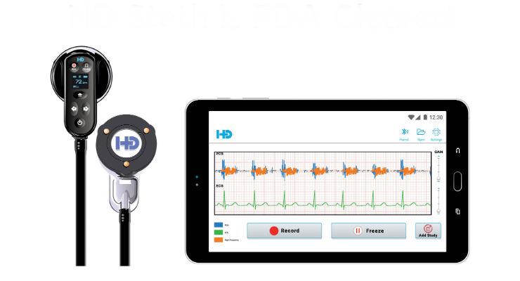 HD Medical Awarded FDA Clearance for HD Steth