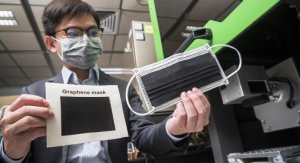 Hong Kong Team Develops Antibacterial Graphene Face Masks