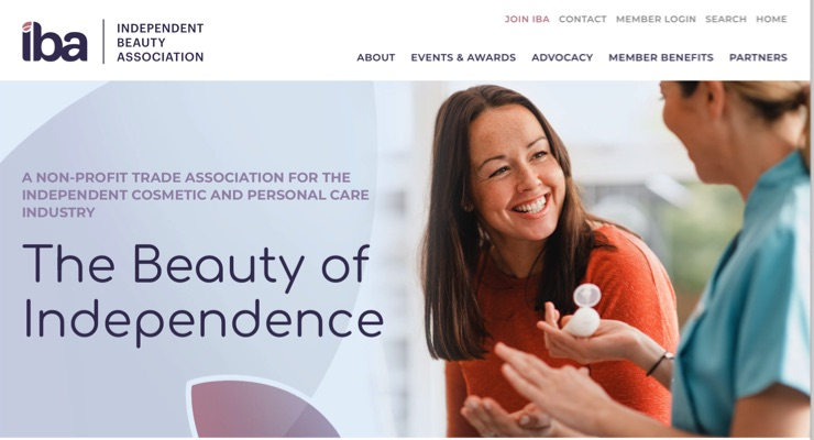 ICMAD Is Now 'Independent Beauty Association'
