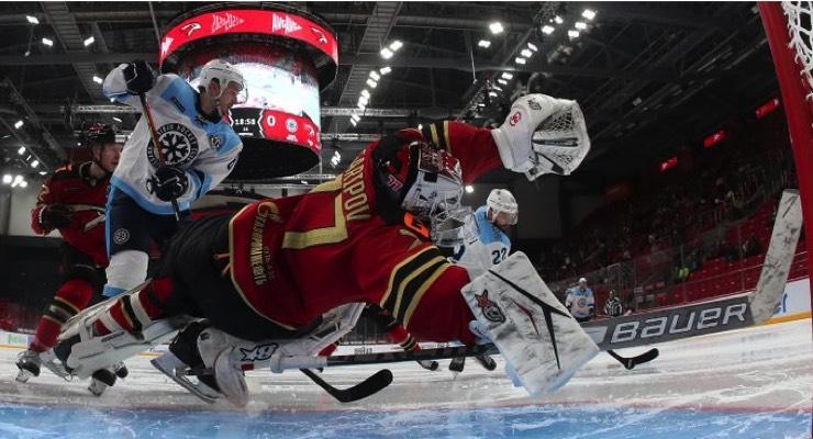 Photo courtesy KHL