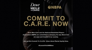 Dove Men+Care Partners with NBPA