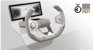 The Origo Steering Wheel