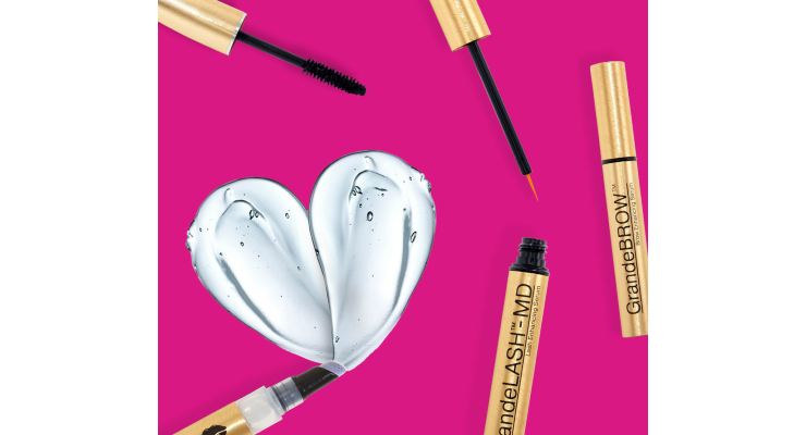 Grande Cosmetics Continues 'Beauty From the Heart' Campaign