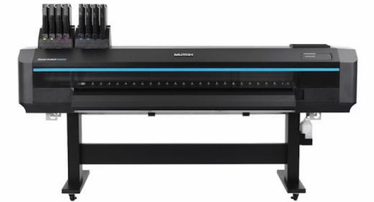 MUTOH Launches XpertJet 1682WR Dye Sublimation Printer Platform