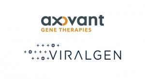 Axovant Partners with Viralgen