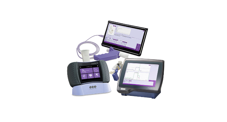 ndd's New Inline Filters Protect Against COVID-19 During Lung Function Tests