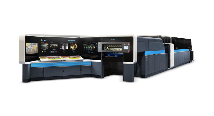Benny Landa Gives Update on Landa Digital Printing