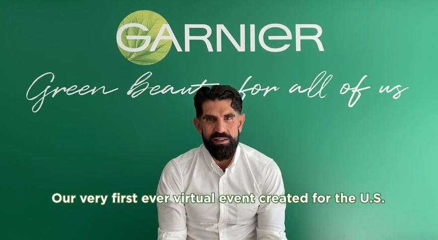 Garnier Green Beauty Debuts Online