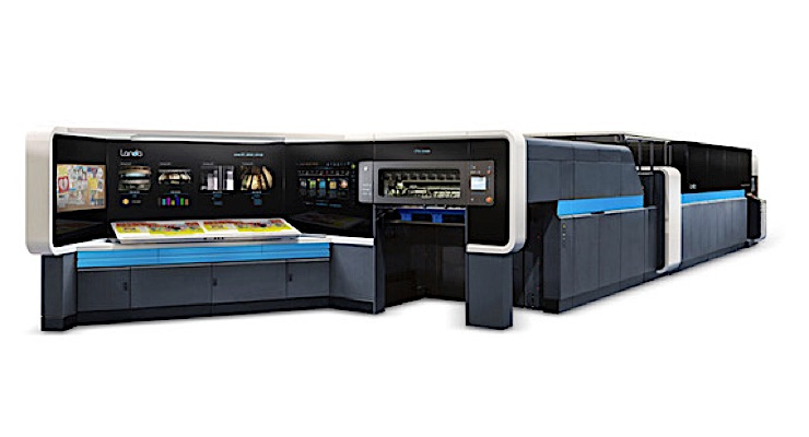 Benny Landa provides update on Landa Digital Printing