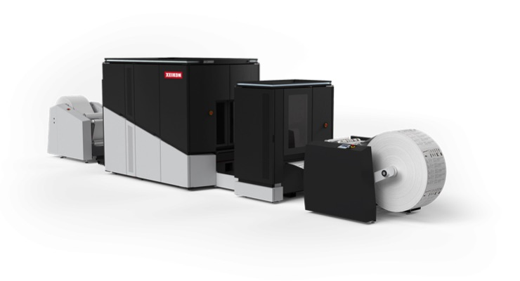 Xeikon Launches Xeikon SX30000 Digital Press