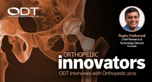 Orthopedic Innovators: Best Practices for Process Validation