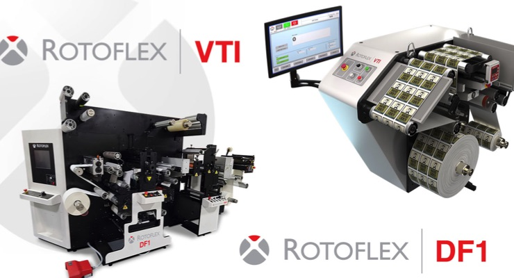 Rotoflex launches two new digital finishers