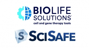 BioLife Solutions Acquires SciSafe
