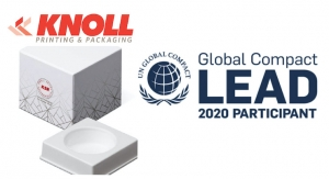 Knoll Printing & Packaging Announced as Global Compact LEAD