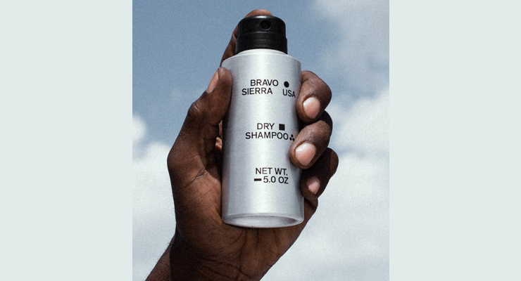 Bravo Sierra Unveils Dry Shampoo