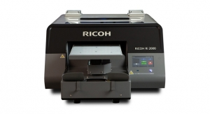 Ricoh Launches Ri 2000 Direct to Garment Printer