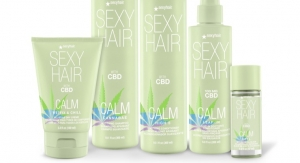 Hemp Flower Powers SexyHair Launch