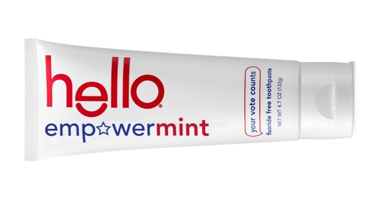 Hello Launches EmpowerMint Paste