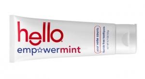 Hello Launches EmpowerMint Paste