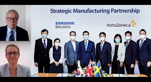 Samsung Biologics and AstraZeneca Ink Manufacturing Deal