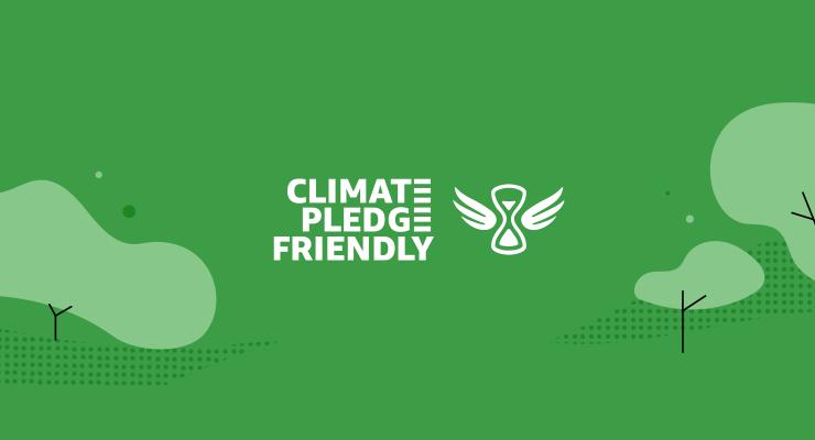 Green Seal Joins Amazon's Climate Pledge Friendly Program