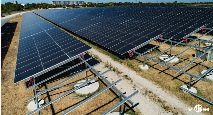 JP Energie Environnement Selects Lowest Carbon First Solar Modules for Labarde Project