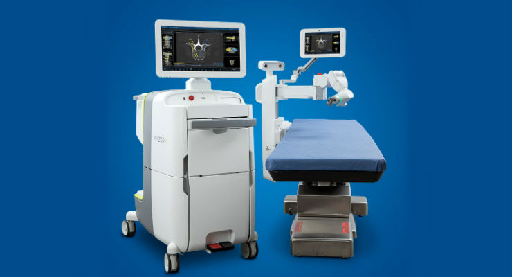 Robots Can Help Improve TLIF Procedure Accuracy