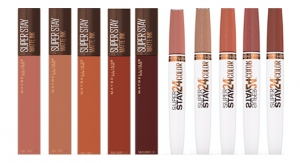 Maybelline Rolls Out Coffee Lipsticks