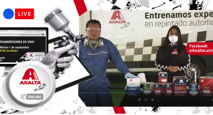 Axalta Evolves