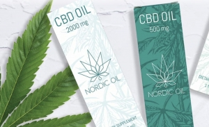 Nordic Cosmetics Launches CBD on Tmall