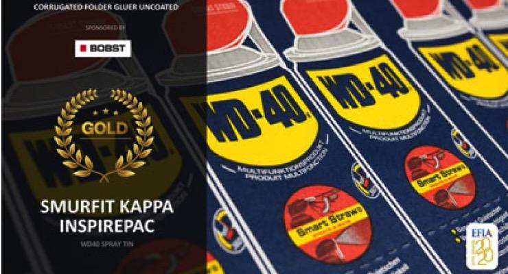 Smurfit Kappa Earns 18 EFIA Awards